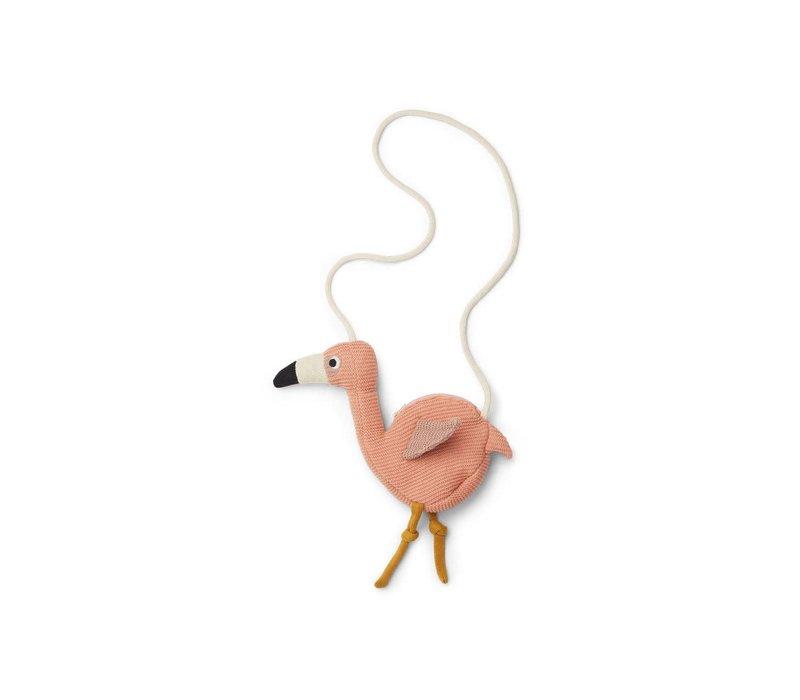 Liewood tasje rose flamingo