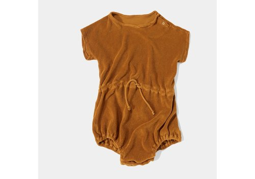 Daily Brat Daily brat joe playsuit sandstone