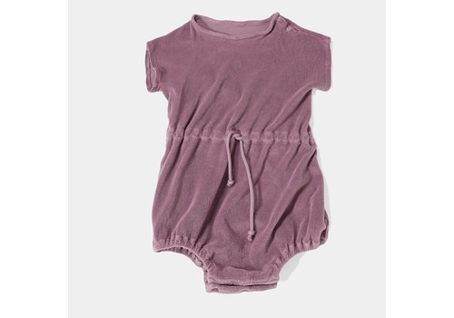Daily Brat Daily brat joe playsuit dusty lilac