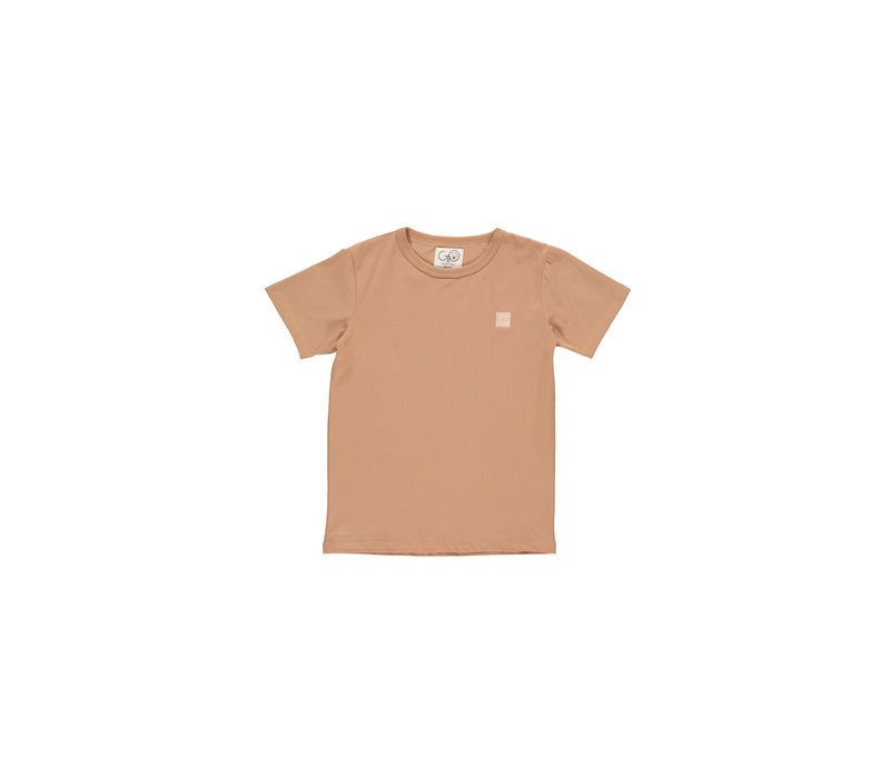 Gro t-shirt tune coral