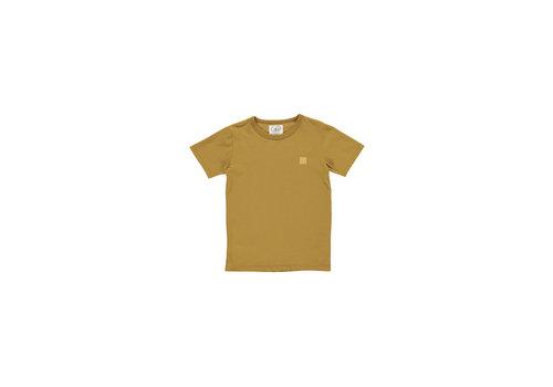 GRO Company Gro t-shirt tune ochre