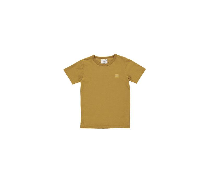 Gro t-shirt tune ochre