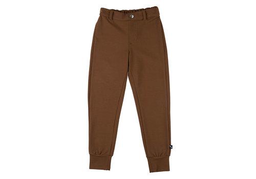 CarlijnQ CarlijnQ chino jogger brown