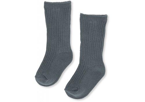 Konges slojd Konges slojd sokken rib hisao teal