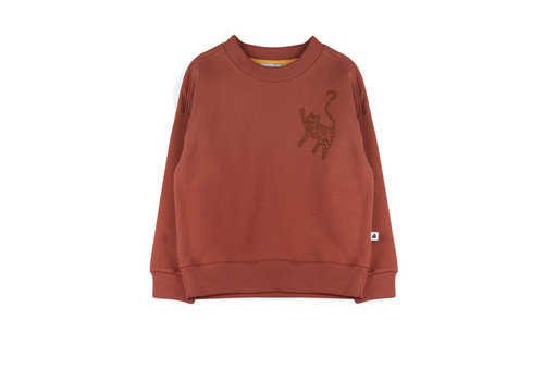 Ammehoela Ammehoela sweater rocky brown