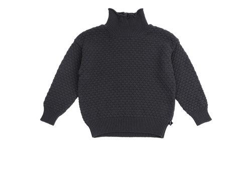 CarlijnQ CarlijnQ sweater knit grey