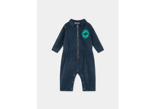 Bobo Choses Bobo Choses jumpsuit a star called home estate blue
