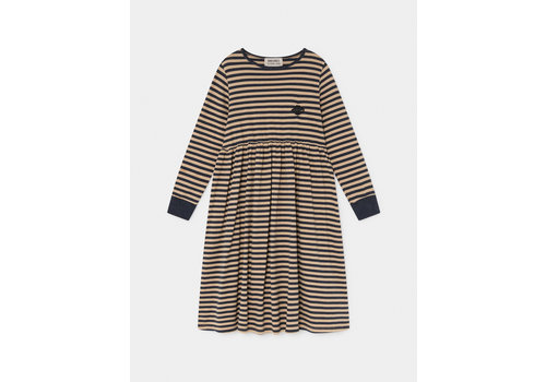 Bobo Choses Bobo Choses jurk saturn pebble