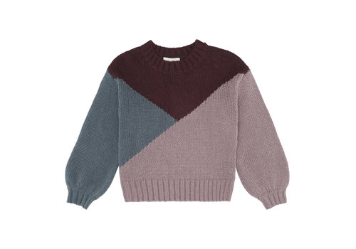 Soft gallery Soft gallery knit essy tricolor