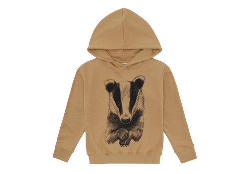Soft gallery Soft gallery hoodie bowie doe badger