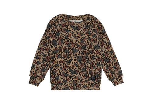 Soft gallery Soft gallery sweater chaz print camoleo