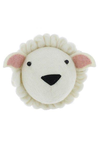Fiona Walker schaap white mini