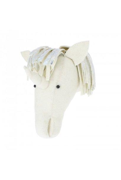 Fiona walker unicorn zilveren manen