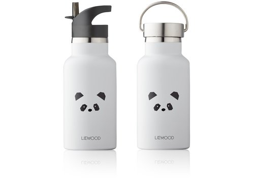 Liewood Liewood drinkfles panda light grey