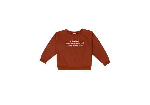 The campamento The campamento sweater bruin