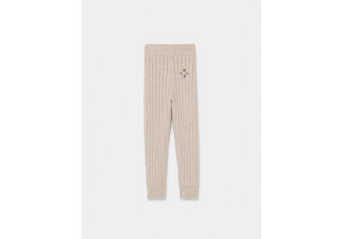 Bobo Choses Bobo Choses knitted pants wid chime