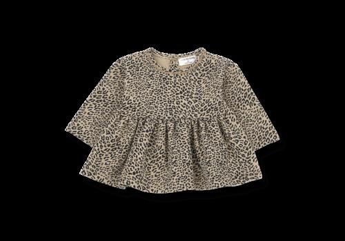 1 + in the family 1 + in the family blouse utrecht leopard zwart
