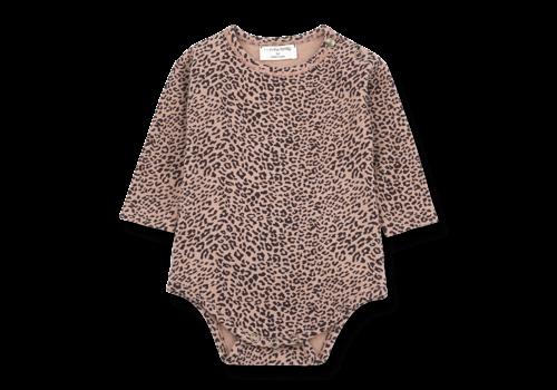 1 + in the family 1 + in the family romper leopard tilburg leopard rose