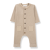 1 + in the family 1 + in the family jumpsuit toulouse beige
