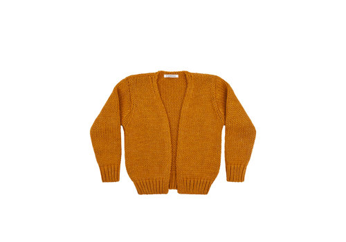 Mingo Mingo knit vest sudan