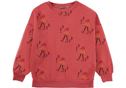 Fresh Dinosaurs Fresh dinosaurs sweater fiesta