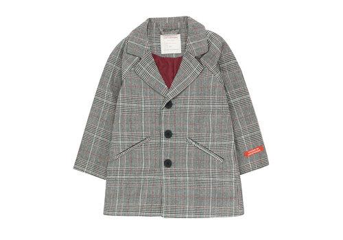 Tiny Cottons Tiny Cottons blazer tweed