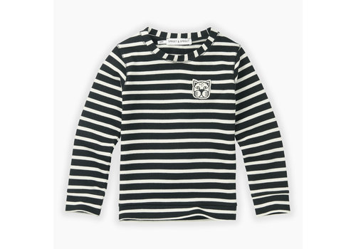 Sproet & Sprout Sproet & Sprout sweater Y/D brede streep