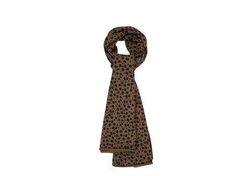 Mingo Mingo XL sjaal scribble kangaroo
