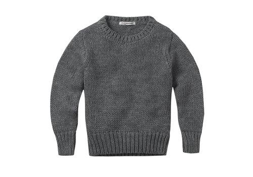 Mingo Mingo knit sweater grey