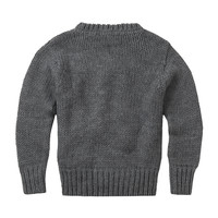 Mingo knit sweater grey