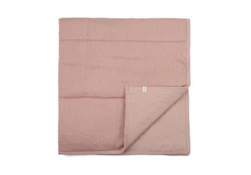 Phil & Phae Phil & Phae padded baby blanket blush