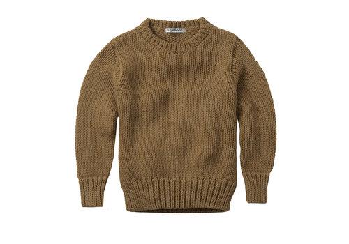 Mingo Mingo MAMA knit sweater sand