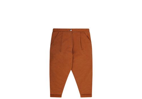 Mingo Mingo chino leather brown