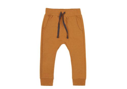 Phil & Phae Phil & Phae drop-crotch pants gold ochre