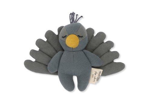 Konges slojd Konges slojd knuffel peacock