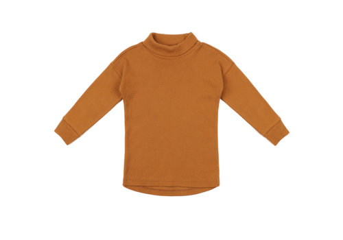 Phil & Phae Phil & Phae rib turtleneck gold ochre