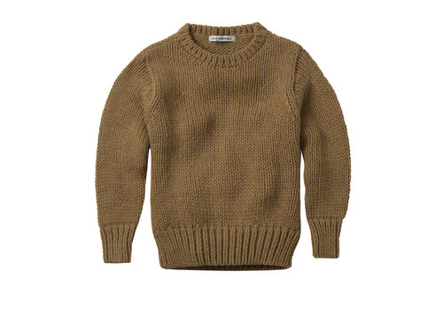 Mingo Mingo knit sweater beige