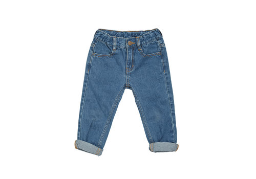 Maed for mini Maed for mini jeans blue bull