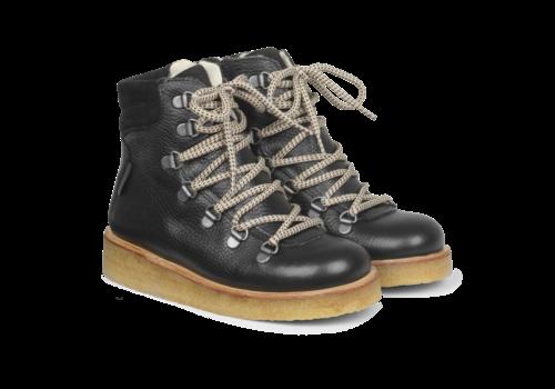 Angulus Angulus black veter boots