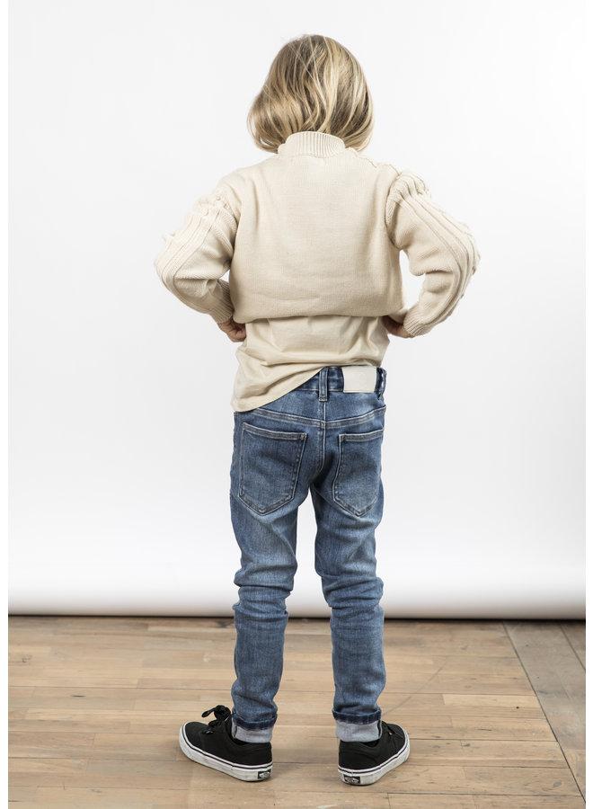 I dig denim jeans bruce blue