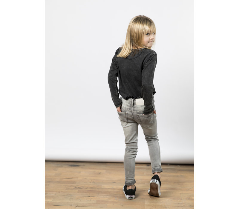 I dig denim jeans alabama grey