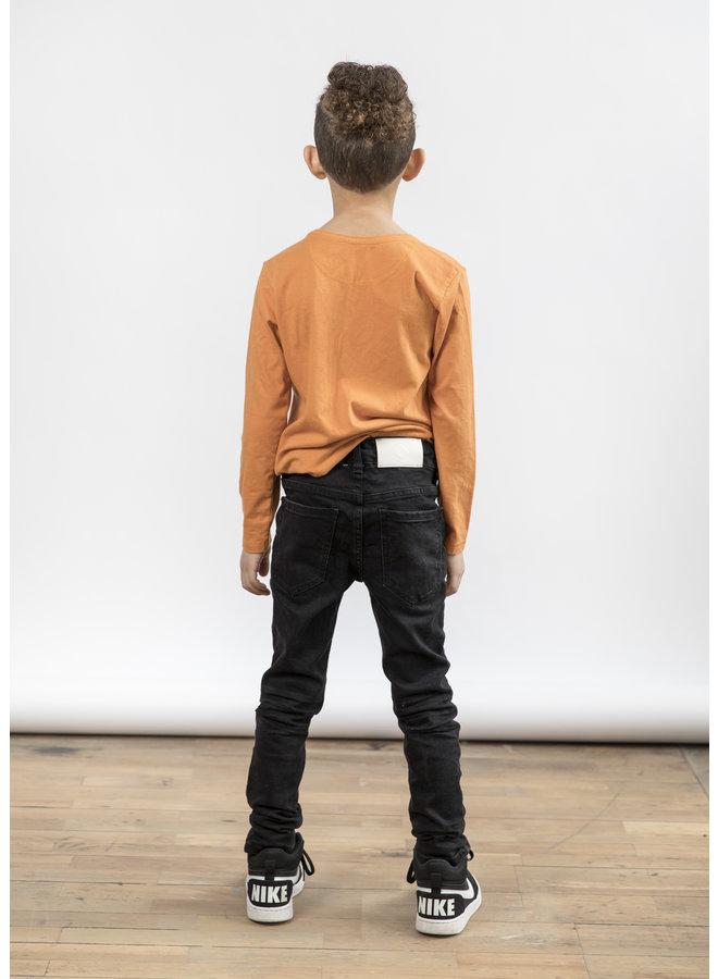 I dig denim jeans bruce black