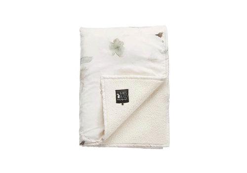 Mies & Co Mies & Co soft teddy wieg deken forever flower