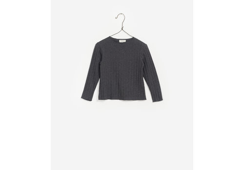 Play Up Play up rib turtle neck boulder