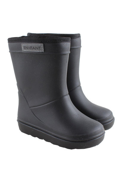 Enfant laarzen zwart