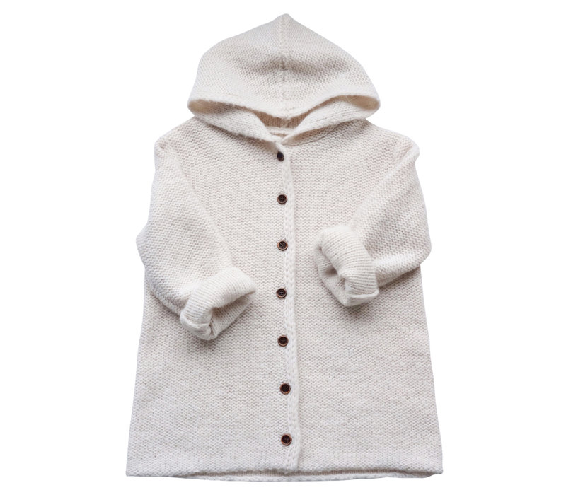 Maed for mini knit vest shabby sheep