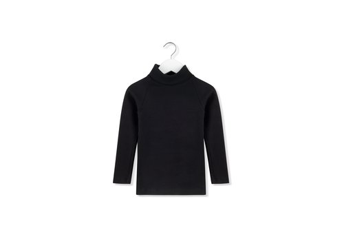 Kids on the moon Kids on the moon turtle neck 24A black
