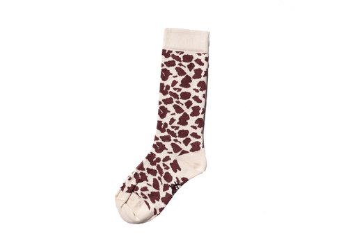 Wynken Wynken knee sock acer ecru