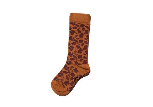 Wynken Wynken knee sock acer caramel