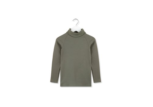 Kids on the moon Kids on the moon turtle neck 24 green